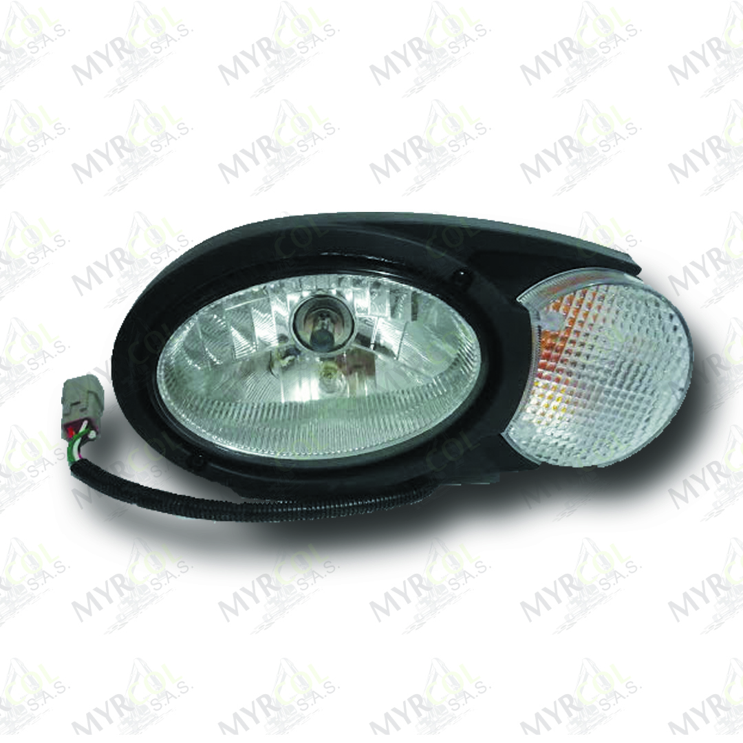 COMBINE LAMP GR135
