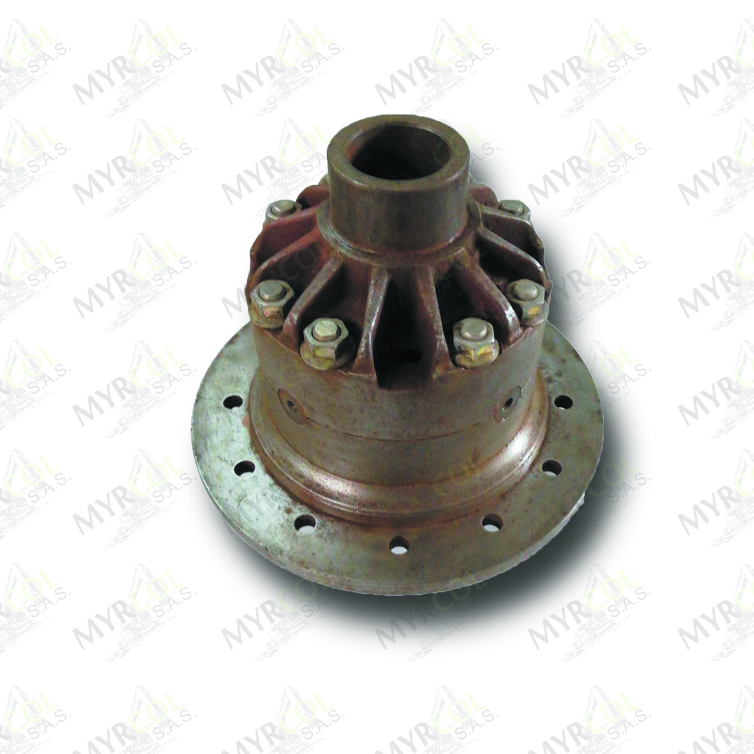 DIFFERENTIAL ZL30G