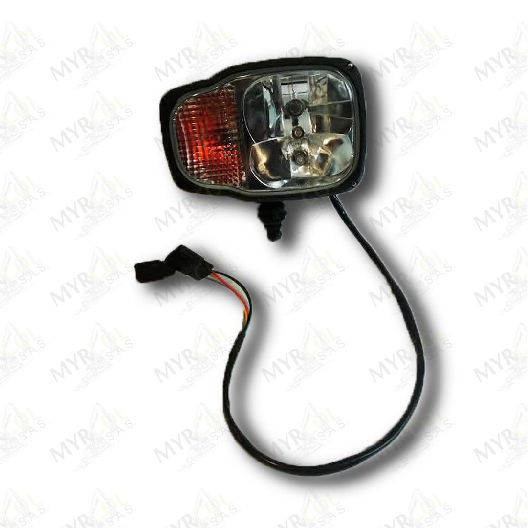 FRONT LAMP LEFT ZL50