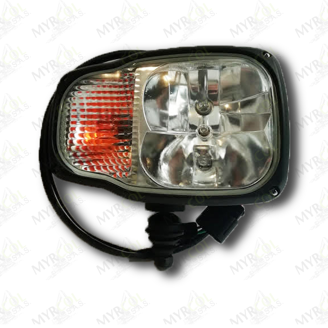 FRONT LAMP RIGHT ZL50