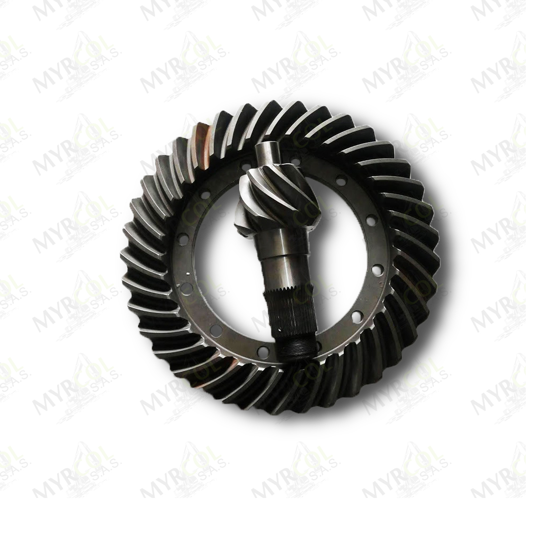 BEVEL GEAR PINION FRONT ZL50G