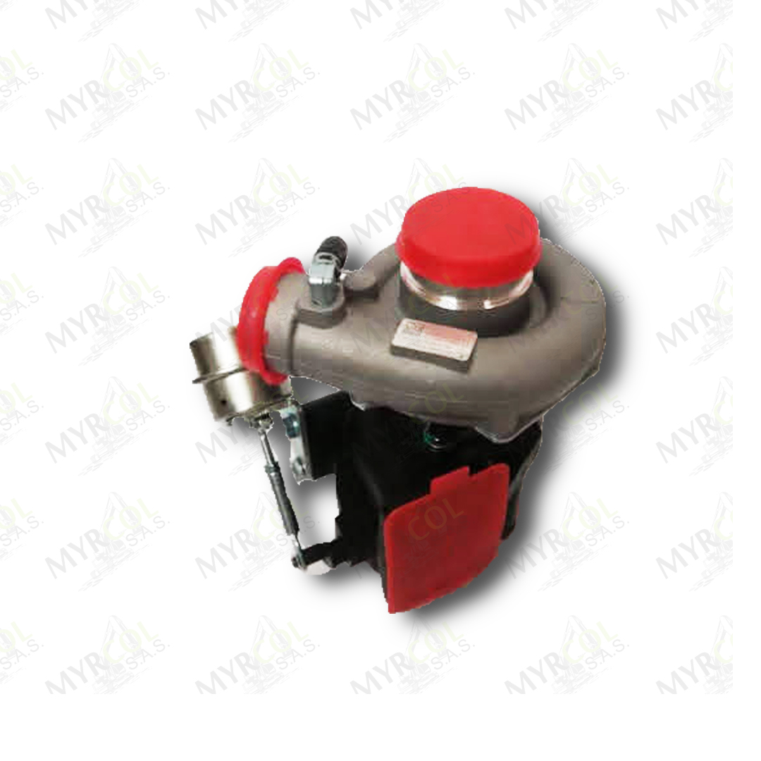 TURBO CHARGER YTO